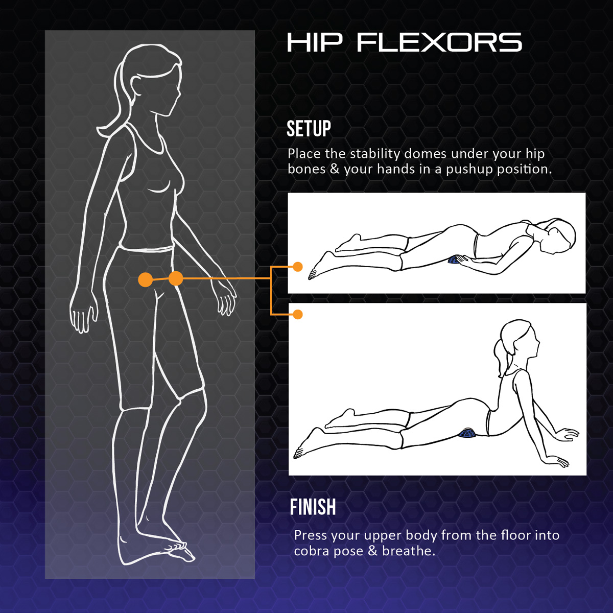 wave5 hip flexors